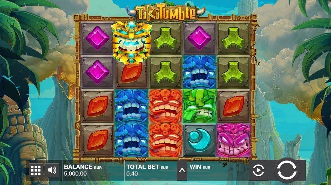 Игровой автомат Tiki Wonders (Чудеса Тики) в онлайн казино Sportingeyes Лучше игровые аппараты и слоты абсолютно бесплатно!